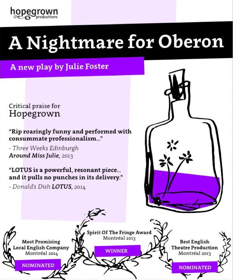 A Nightmare For Oberon (2015)